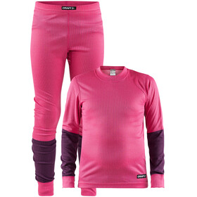 Craft Baselayer Set Junior fantasy/tune